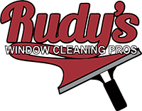 Rudy's Window Cleaning Logo