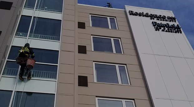 Commercial Window Cleaning Winnipeg